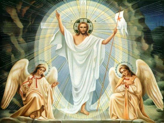 Znalezione obrazy dla zapytania zmartwychwstanie pańskie